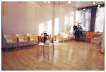 Wartezimmer der Praxisklinik